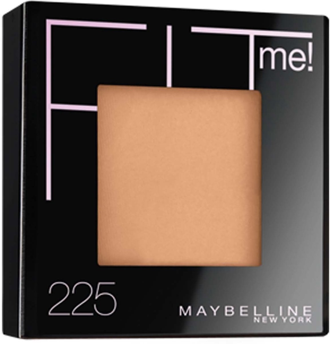 Maybelline Fit Me Pressed Powder - 225 Medium Buff