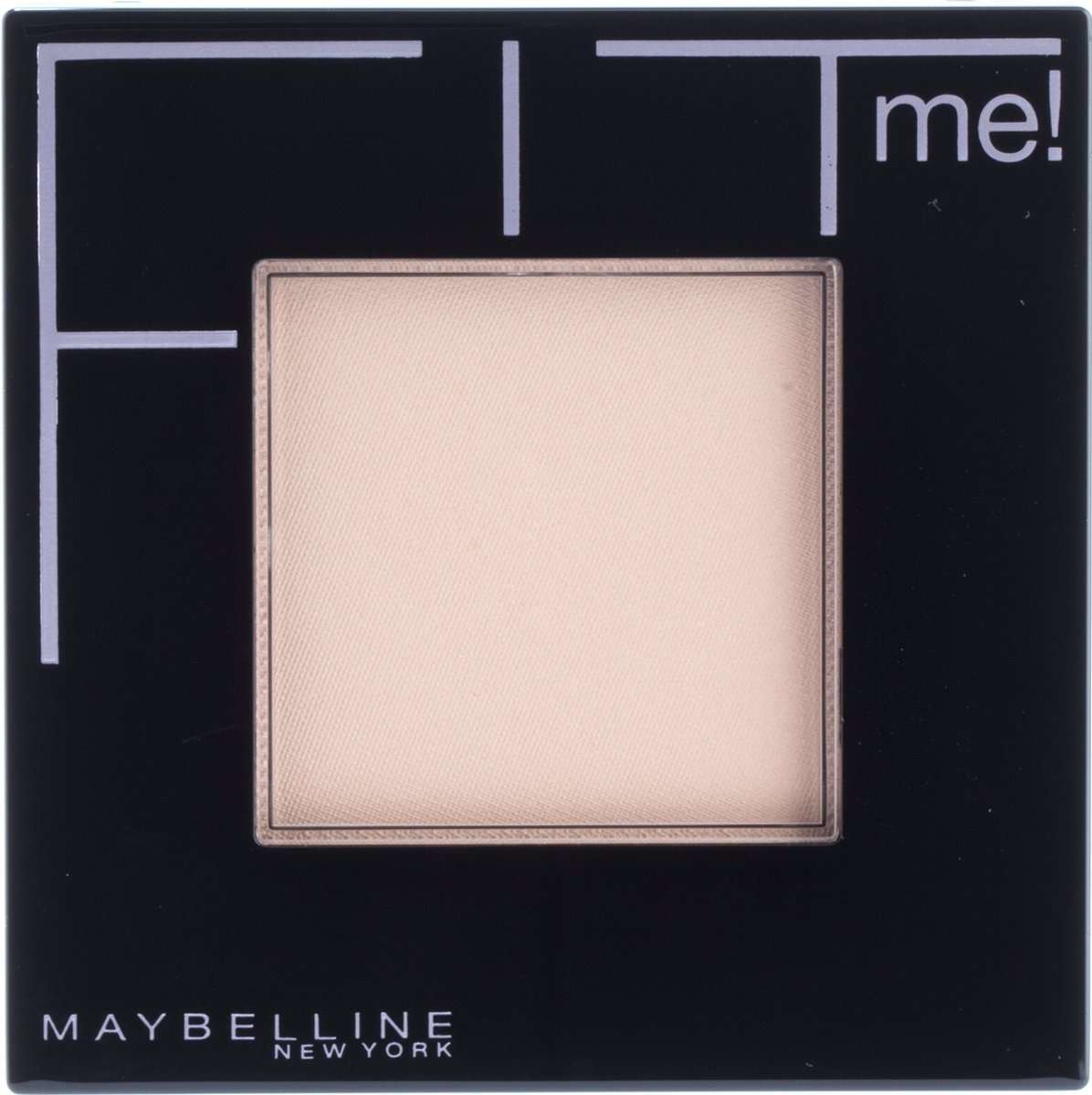 Maybelline Fit Me Pressed Powder - 235 Pure Beige
