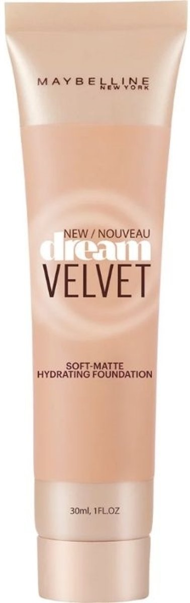 Maybelline Foundation - Dream Velvet 30 Sand 30 ml