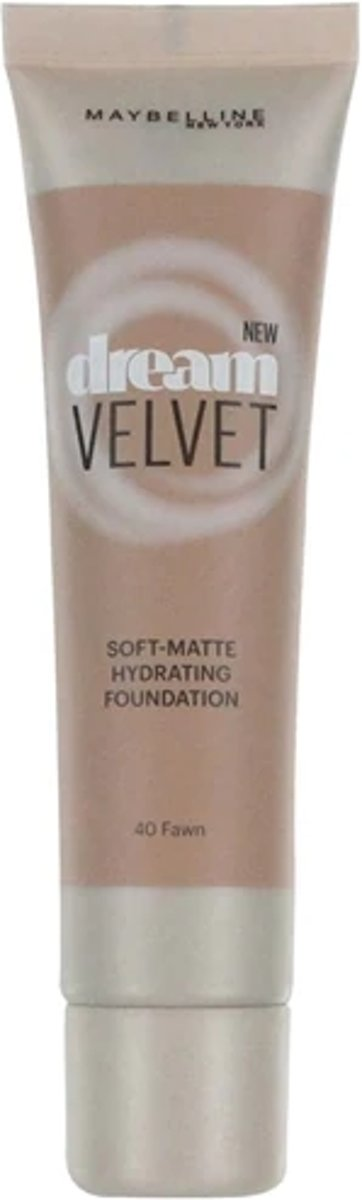 Maybelline Foundation - Dream Velvet 40 Fawn 30 ml