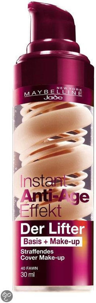 Maybelline Foundation Instant Anti-Age The Lifter Foundation - 40 Fawn