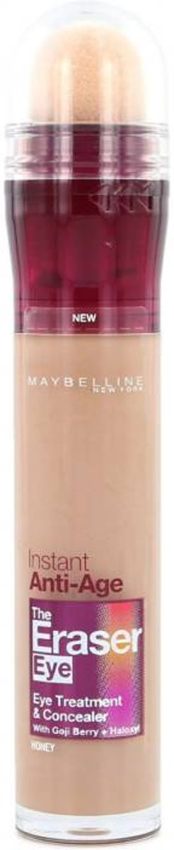 Maybelline Instant Anti-Age The Eraser Eye Treatment & Concealer Honey