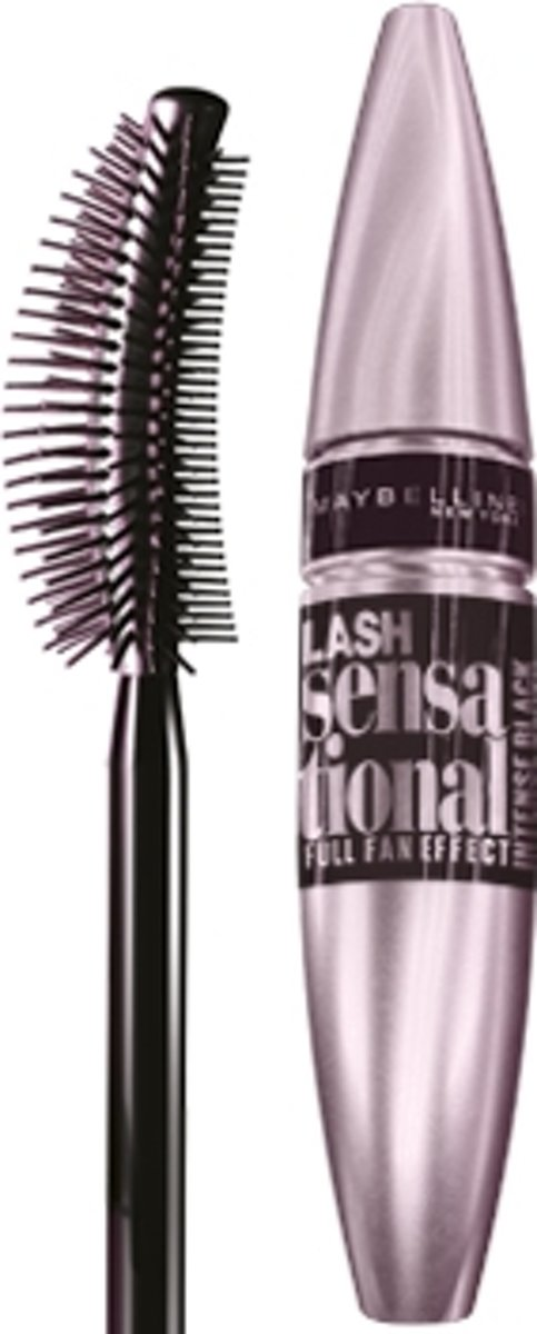 Maybelline Lash Sensational - Intense Black - Zwart - Mascara