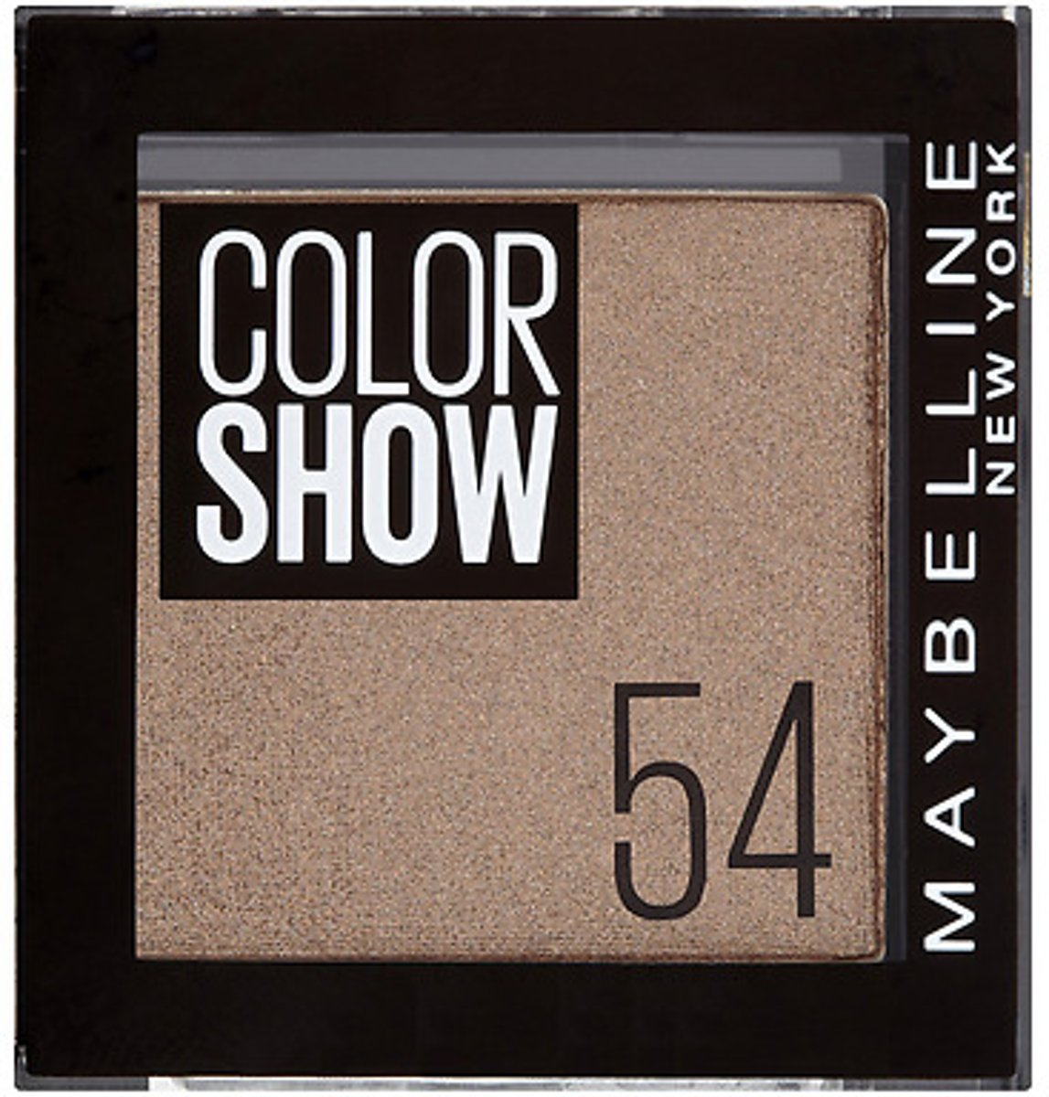 Maybelline Oogschaduw Color Show - 54 Brown Club