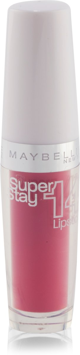 Maybelline SuperStay 14h - One Step 160 Infinitely Fuchsia - Roze - Lippenstift