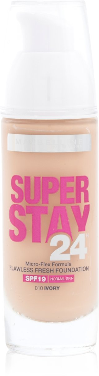 Maybelline Superstay 24H - 010 Ivory - Foundation