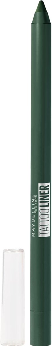 Maybelline Tattoo Liner Gel Pencil - 922 Intense Green - Groen - Waterproof Oogpotlood
