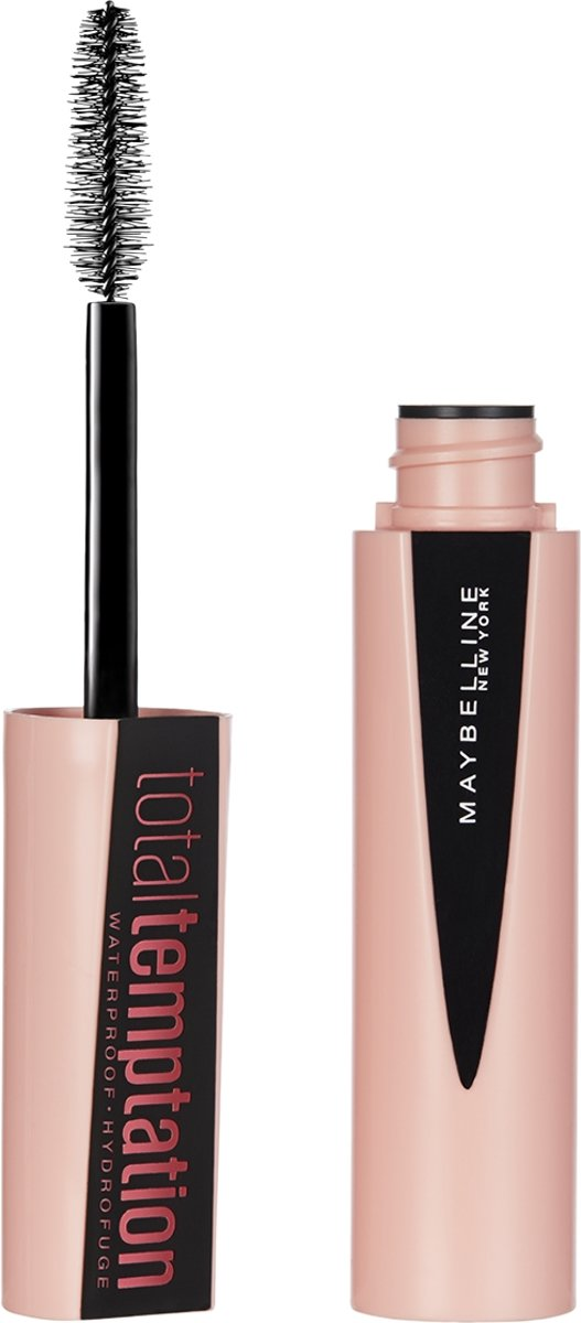 Maybelline Total Temptation - black - mascara