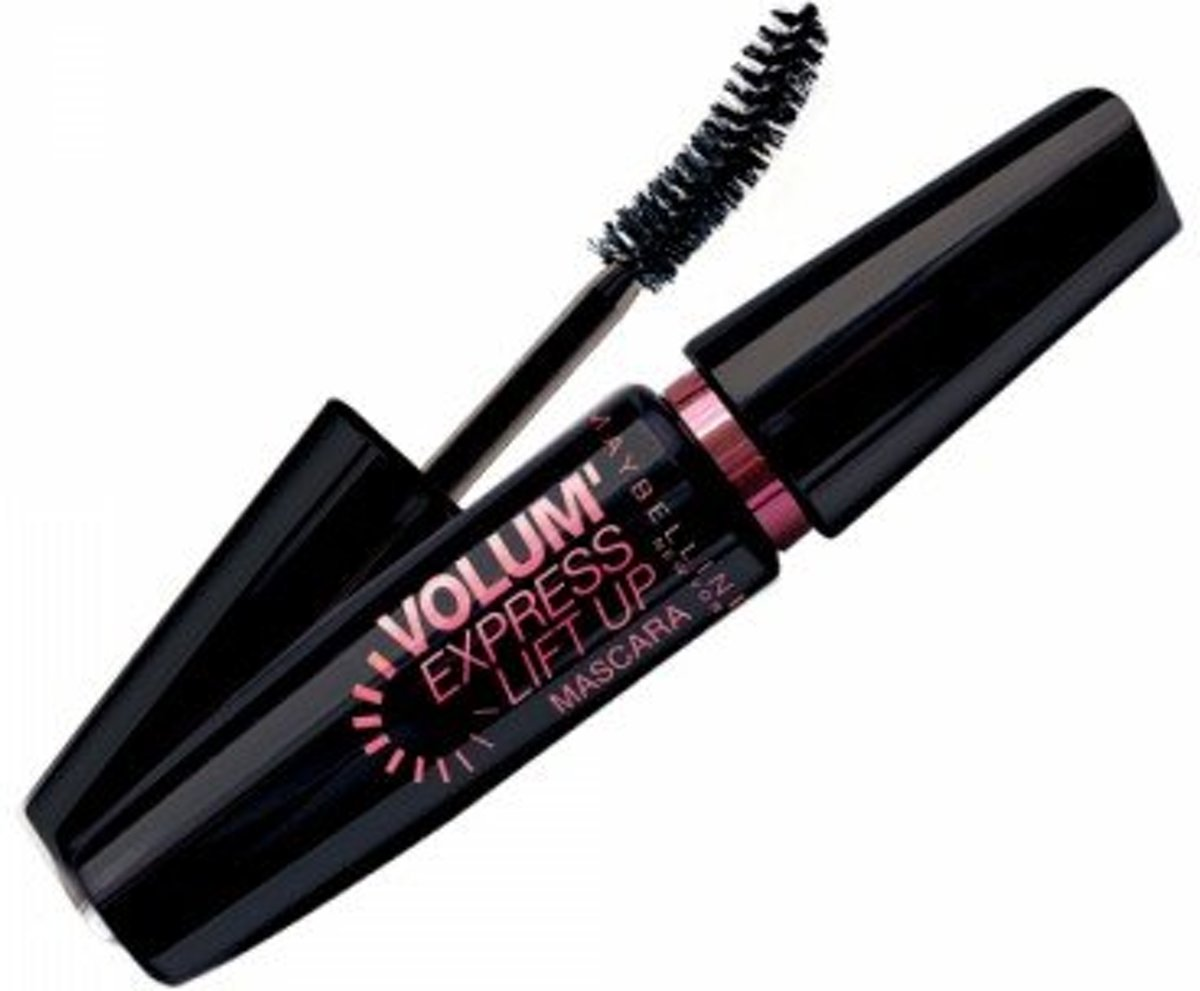 Maybelline Volum Express Lift-Up - Zwart - Mascara