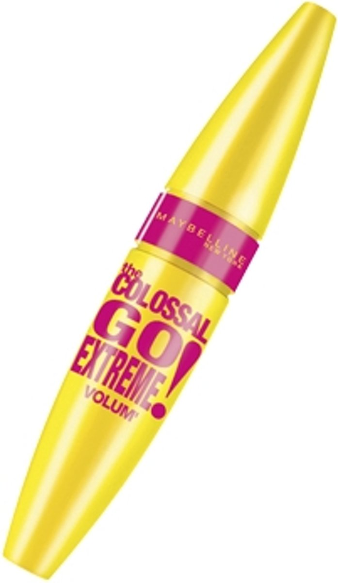 Maybelline VolumExpress Colossal Go Extreme! - Zwart - Mascara