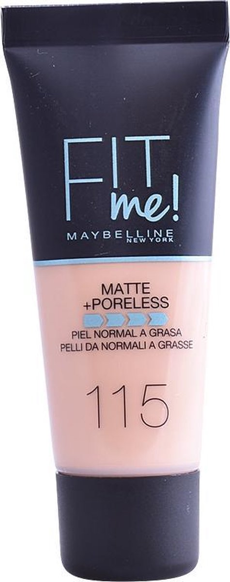 Vloeibare Foundation Fit Me Maybelline
