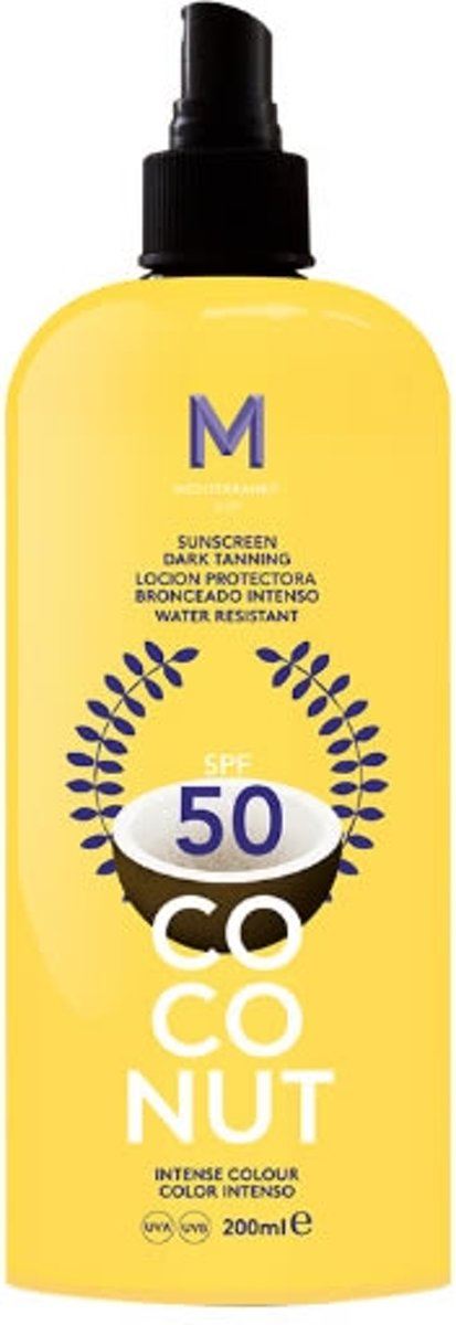 Mediterraneo Zonnebrand parfums