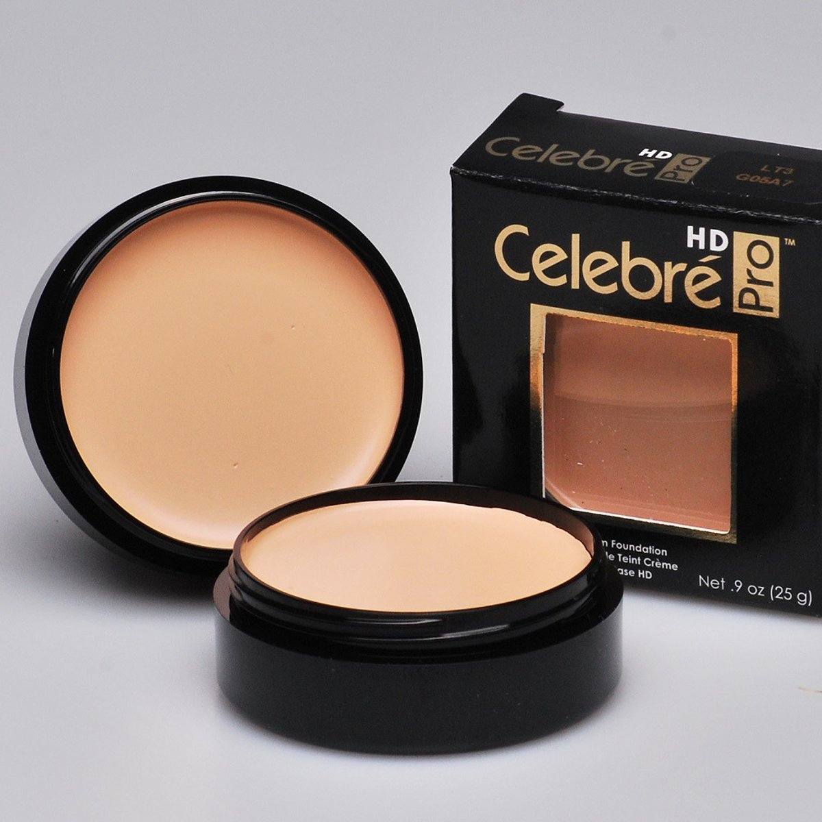 Celebre Pro-HD Cream - Light 3