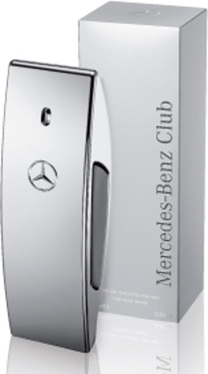 Mercedes Benz Club Mannen 50ml eau de toilette