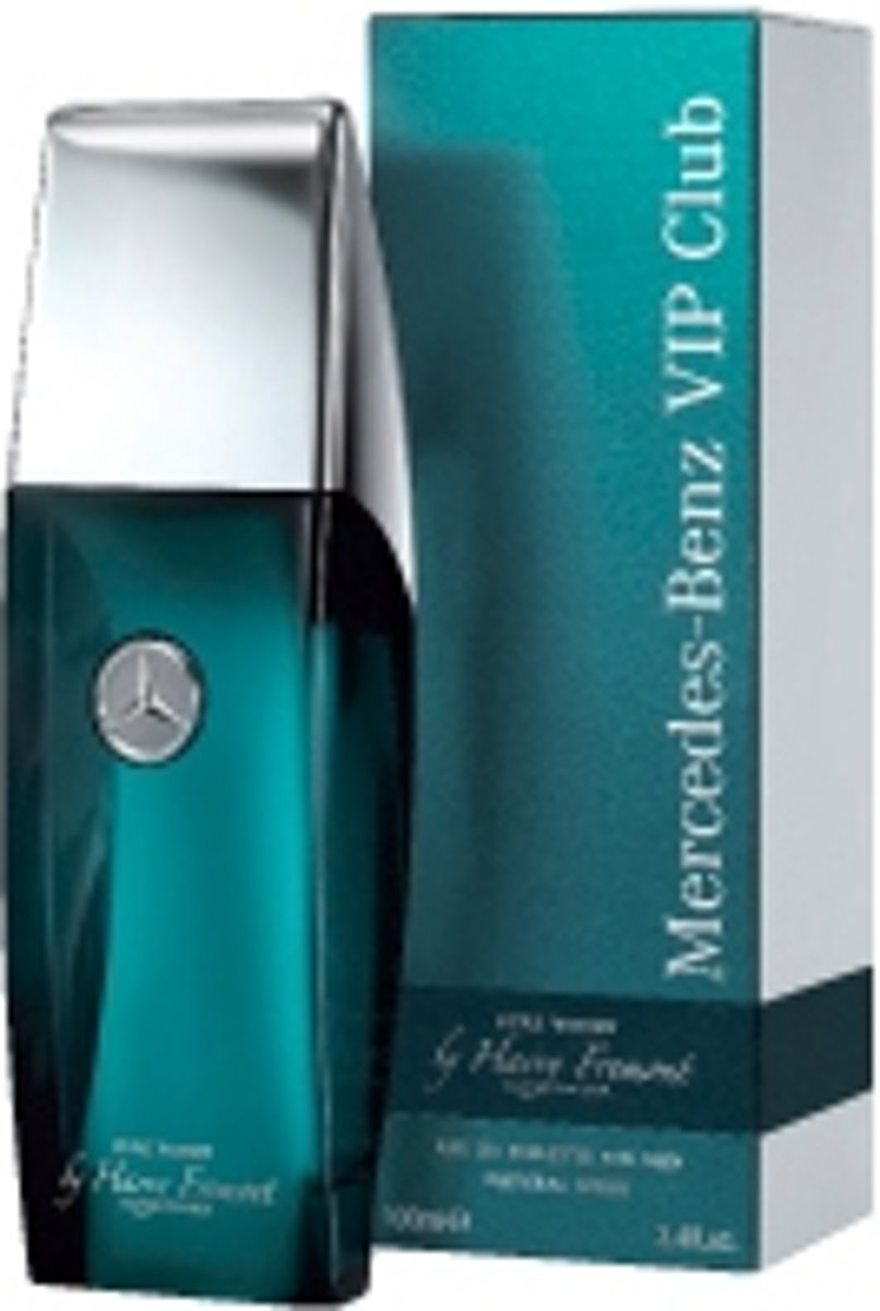 Mercedes Benz Vip Club Pure Woody by Harry Fremont Mannen 100ml eau de toilette