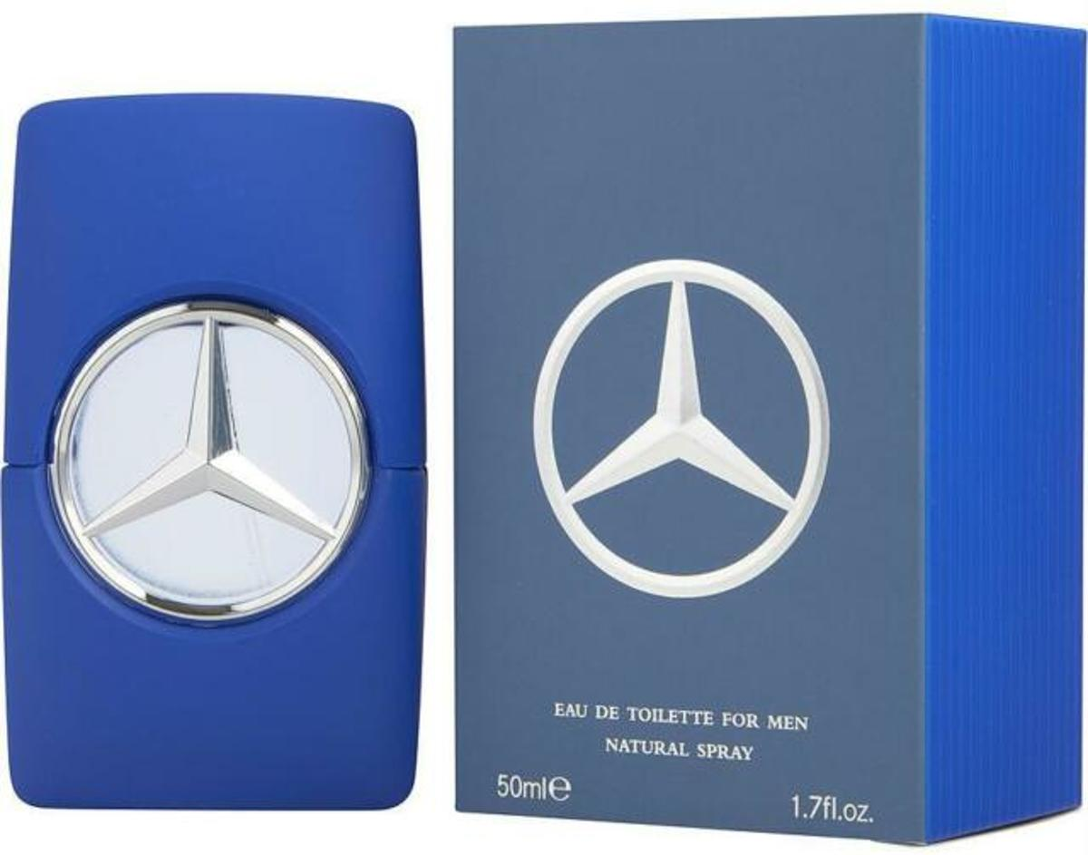 Mercedes Man Edt Spray 50ml