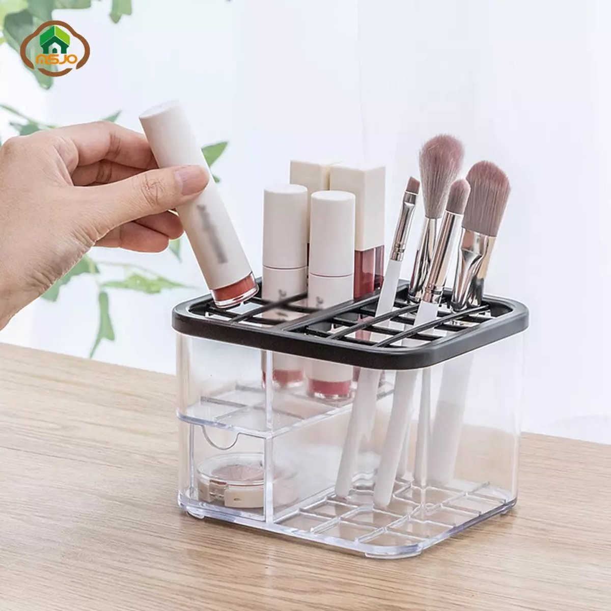 Acryl make-up storage box | Sorteerdoos | Make-up organizer | Transparant