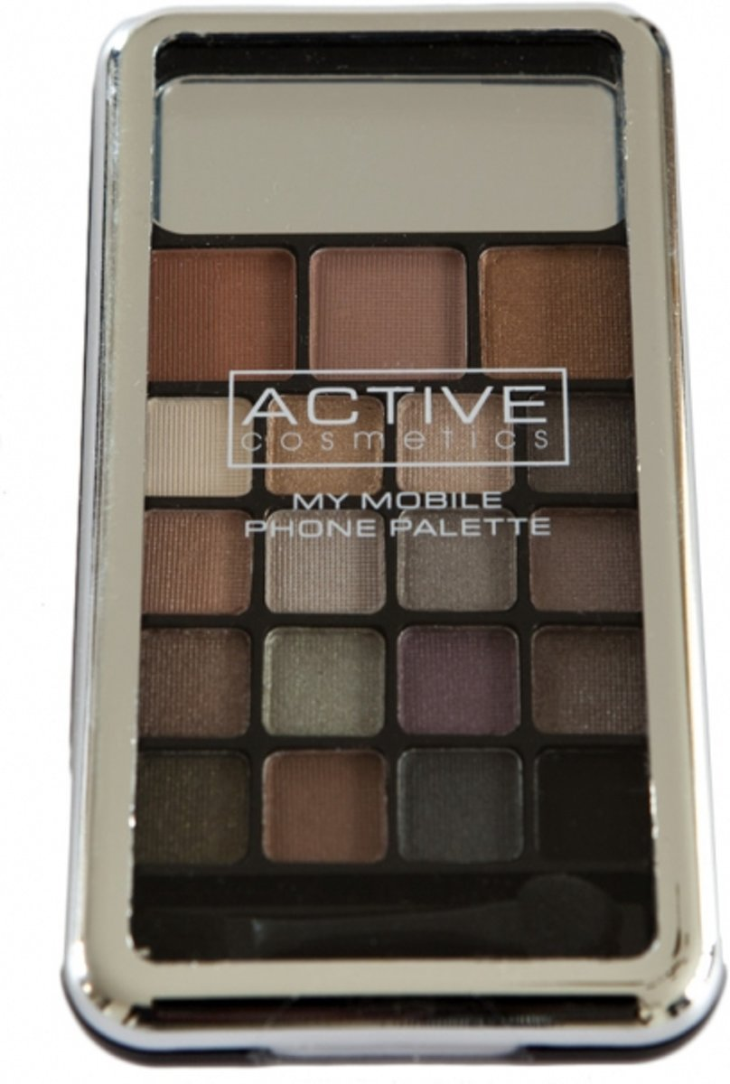 Active my mobile palette