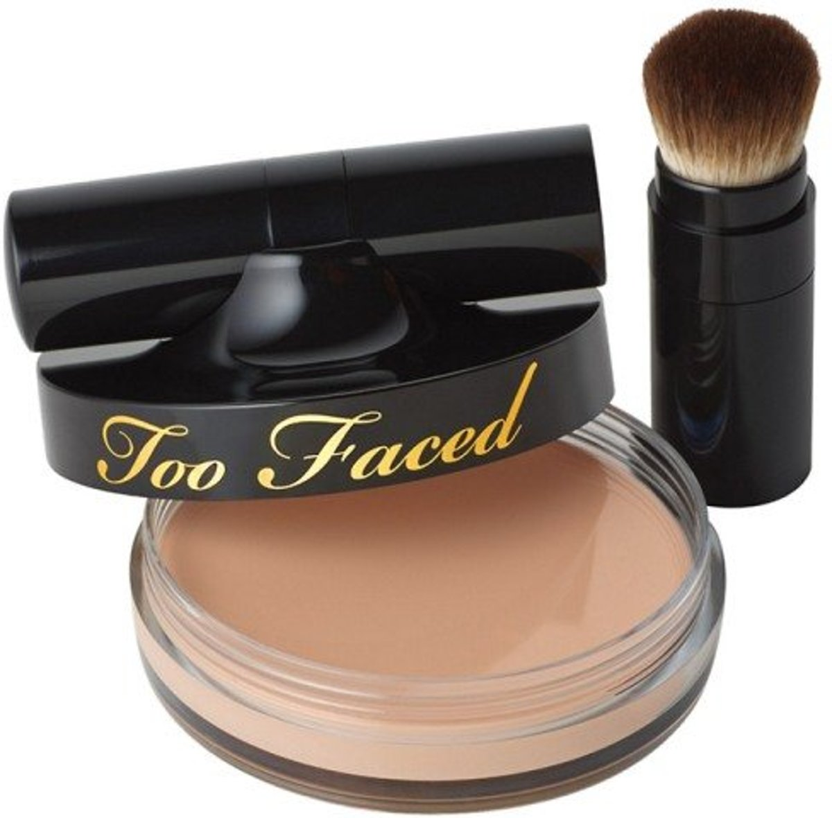 Air Buffed BB Creme Complete Makeup - Nude Glow