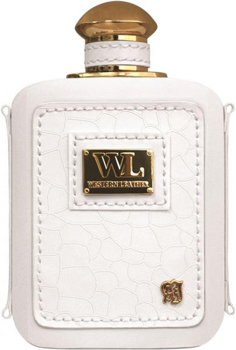 Alexandre J Western Leather - 100 ml - eau de parfum spray - damesparfum