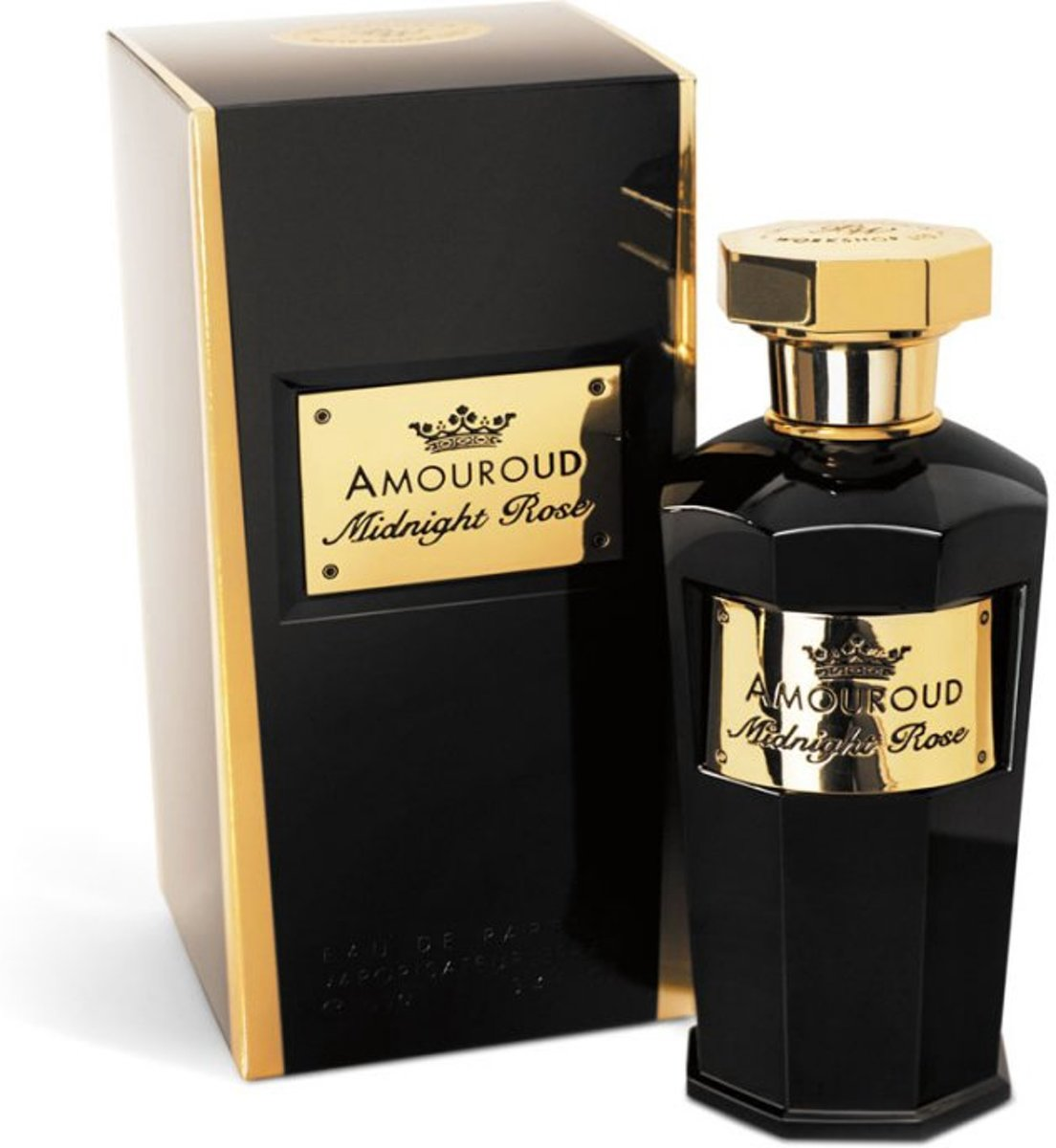 Amouroud Midnight Rose  Eau de Parfum Spray 100 ml