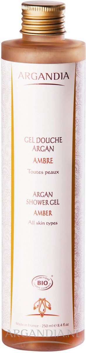 Argan Douchegel Amber