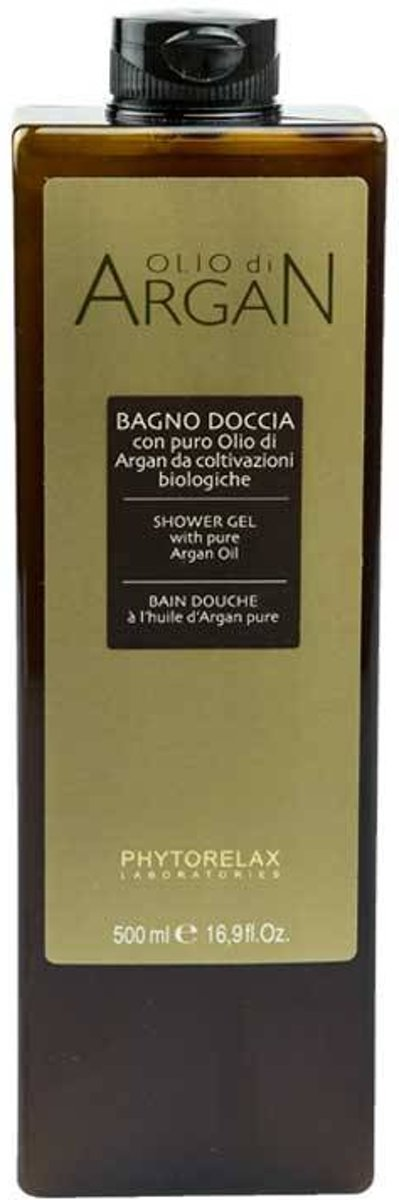 Argan Oil Bath Foam