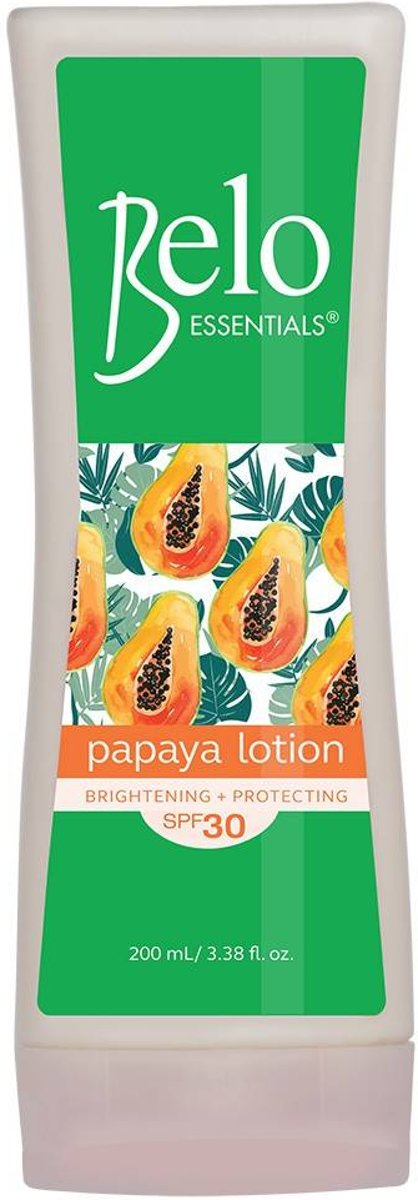 Belo Papaya Papaya Body Lotion