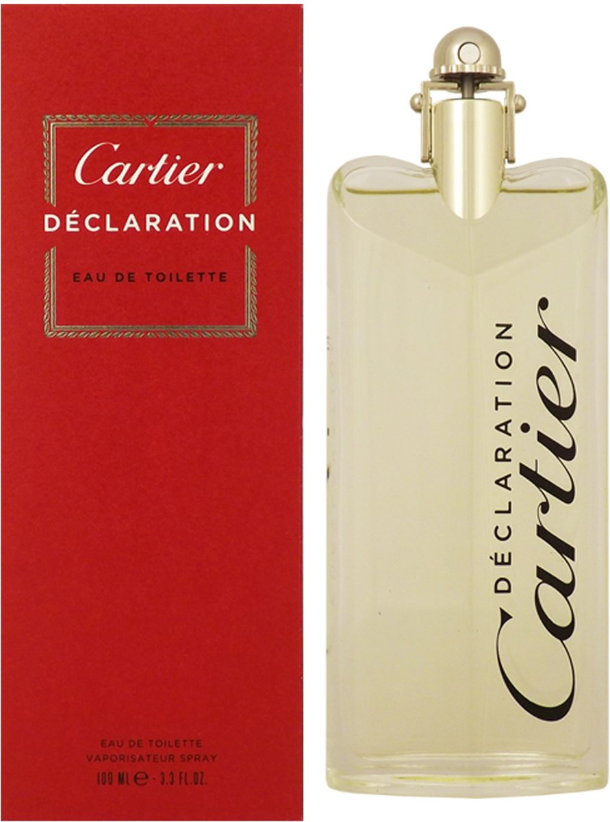CARTIER DECLARATION MEN EDT Spr 100,0 ml