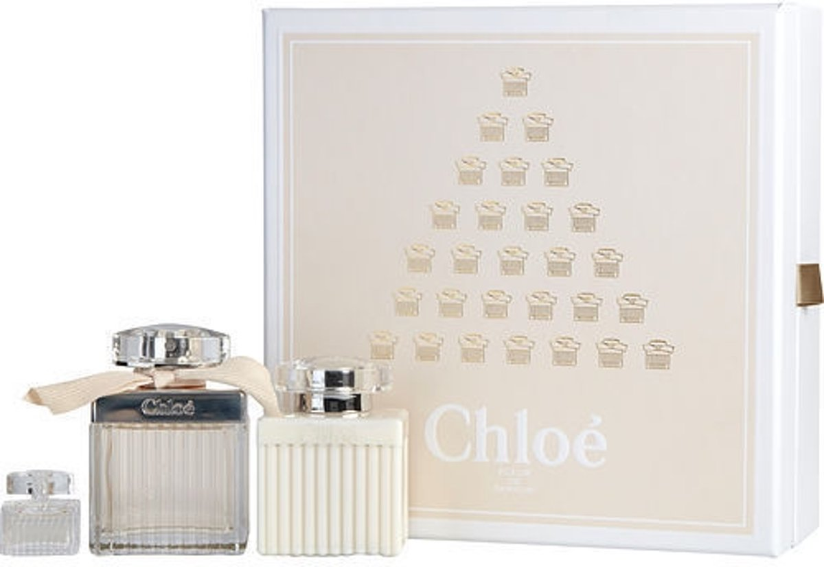 Chloe Gift Set Chloe Fleur De Parfum By Chloe - Fragrances For Women