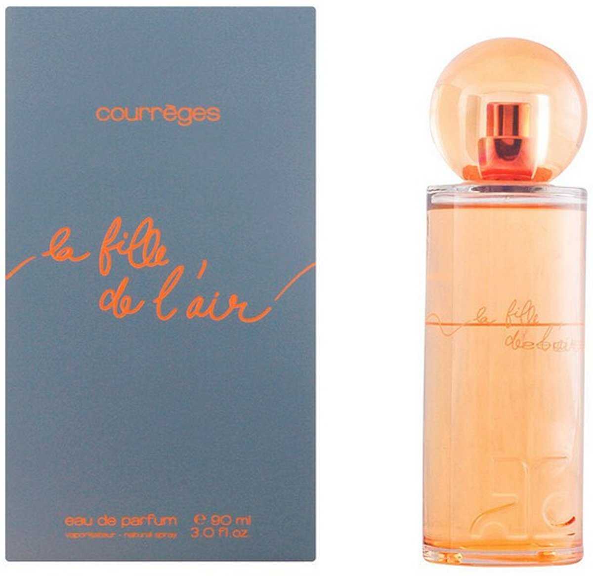 Damesparfum La Fille De Lair Courreges EDP