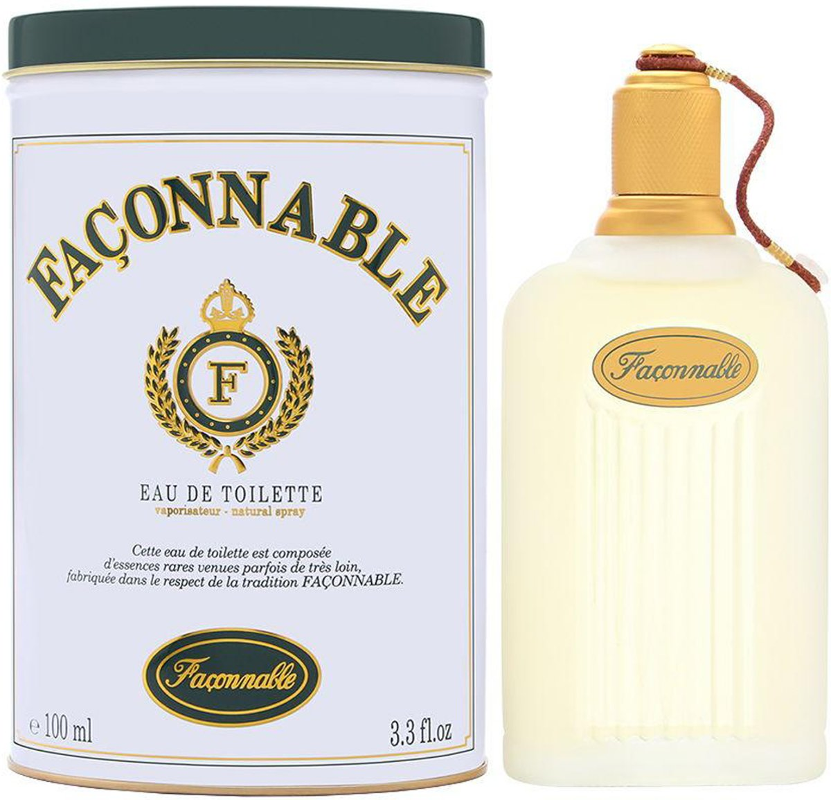 Faconnable men edt 100 ml spray