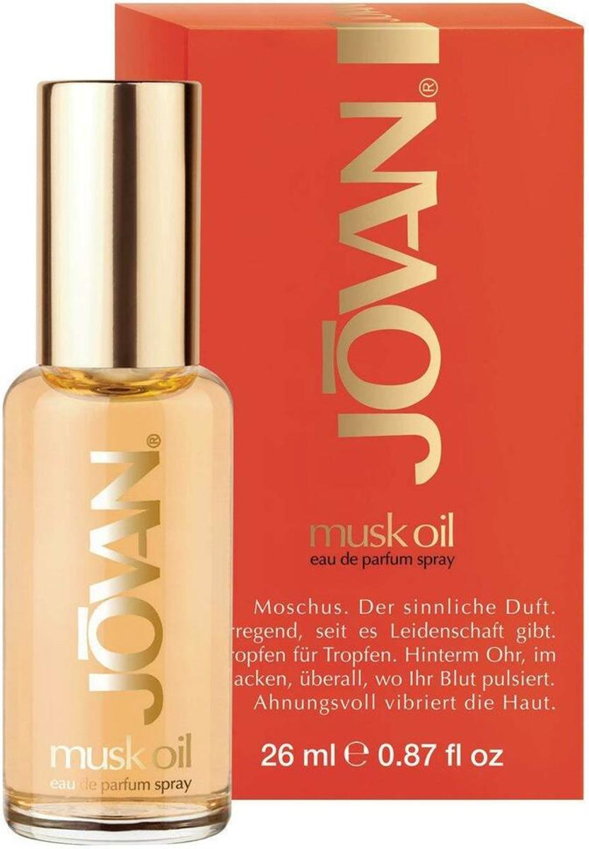 JOVAN MUSK OIL - 26ML - Eau de toilette