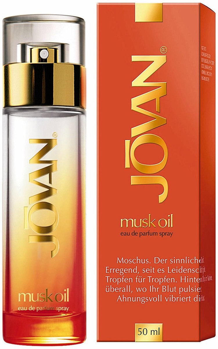 Jovan Musk Oil for Women 59ml EDP Spray