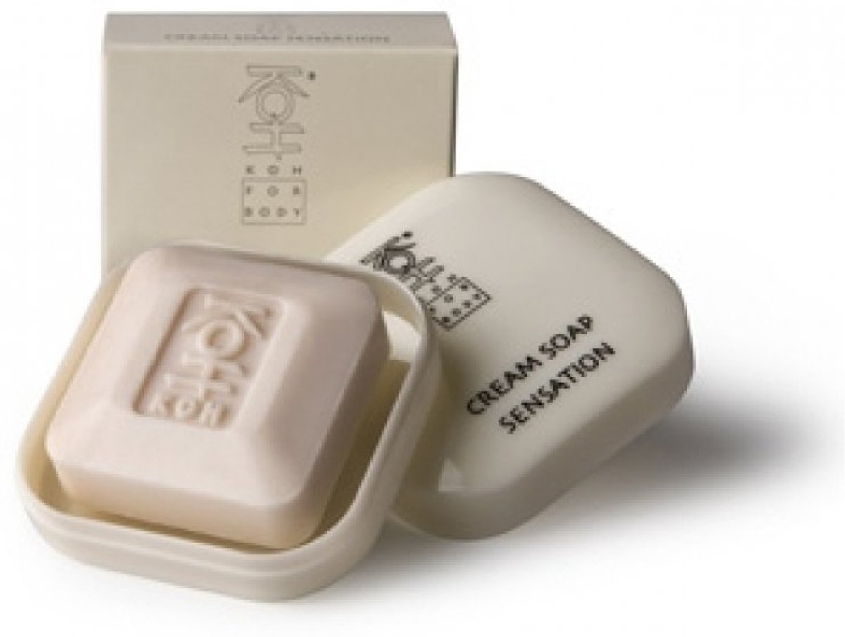 KOH Sensation Cream Soap Sensation Zeep 150 gr
