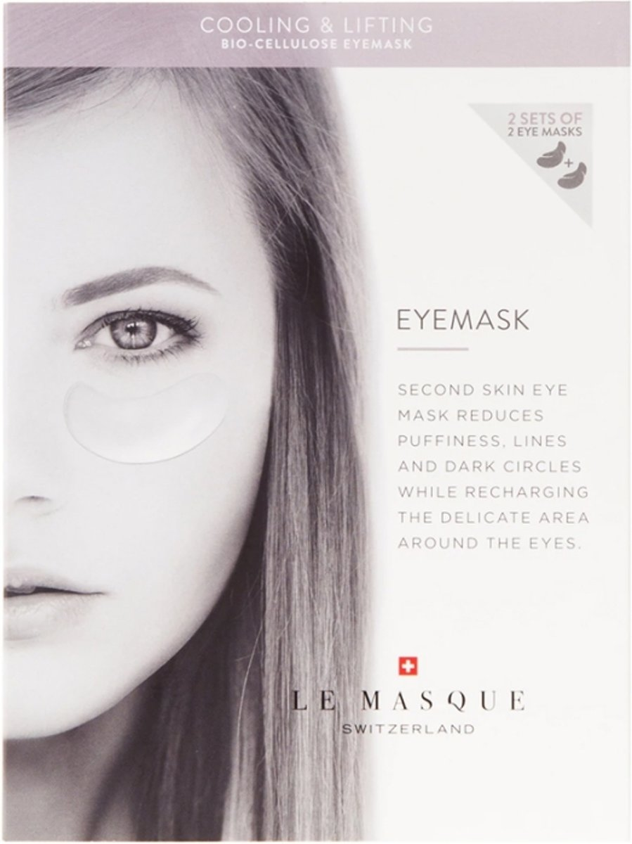 Le Masque Cooling & Lifting Oogmasker 16 ml