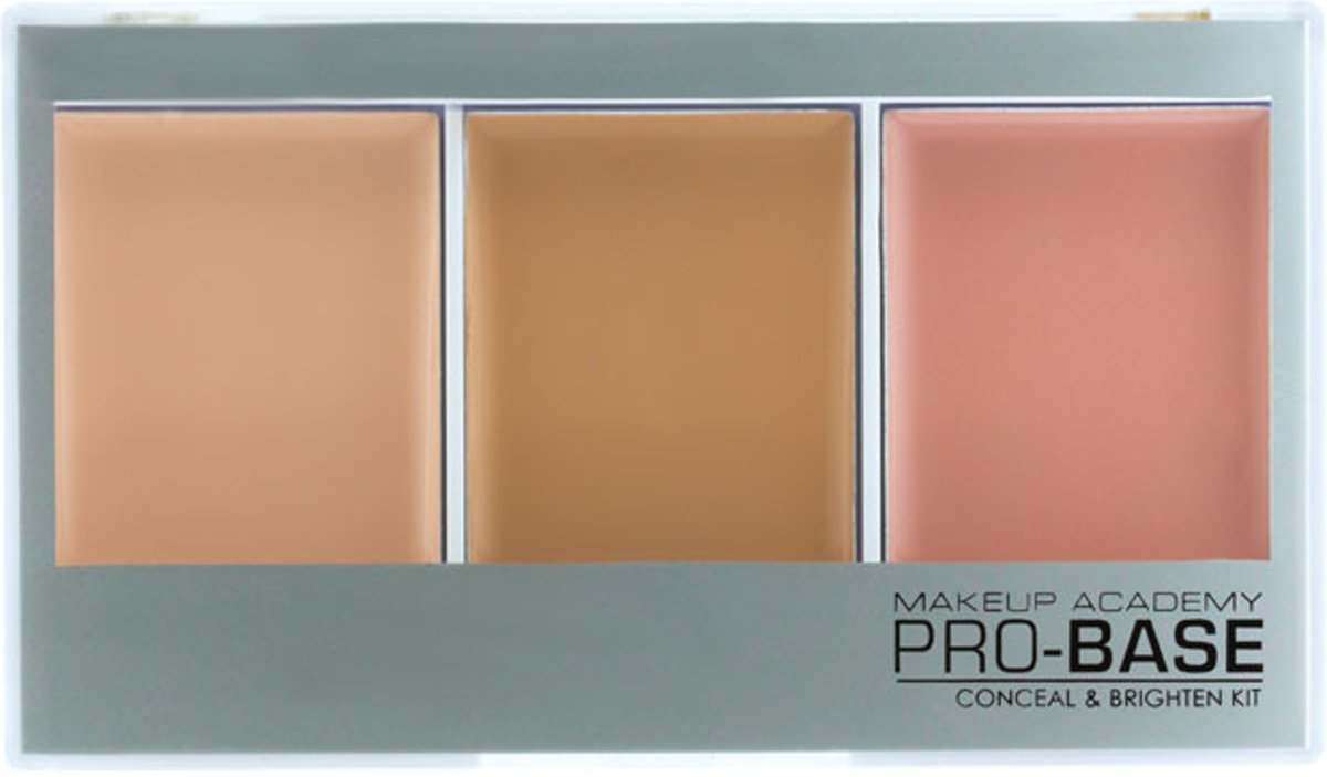 MUA Pro-Base Conceal & Brighten Kit 3.2g - Golden
