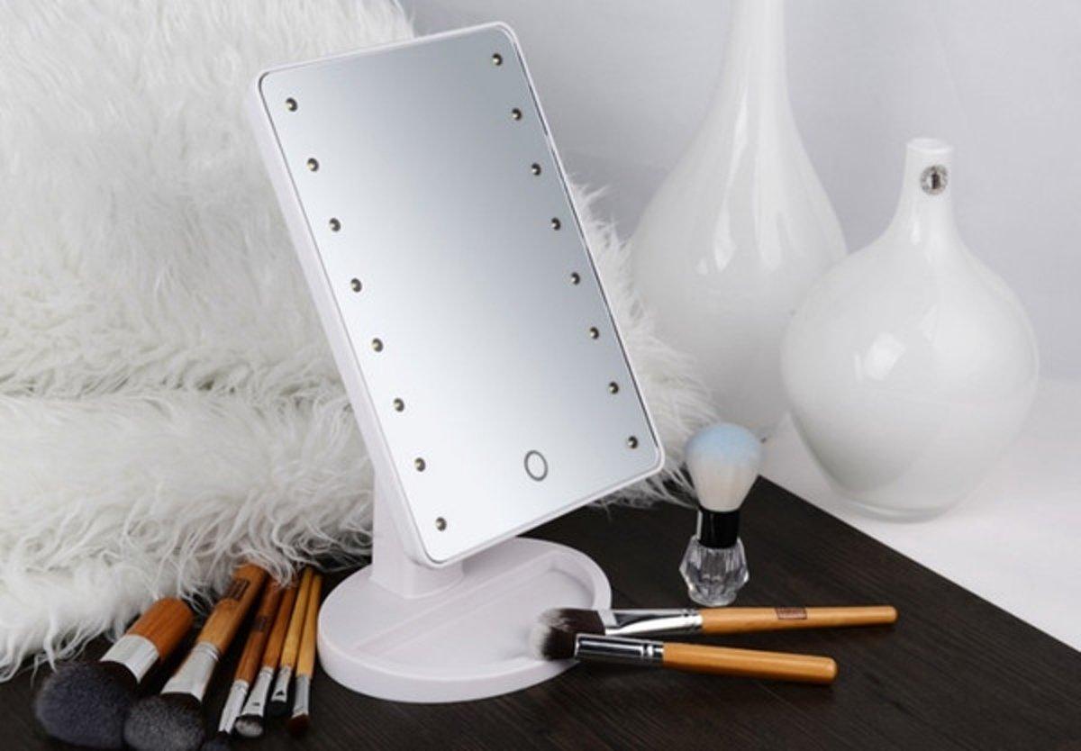 Make Up Spiegel : Speurders make up spiegel led graden makeup make up