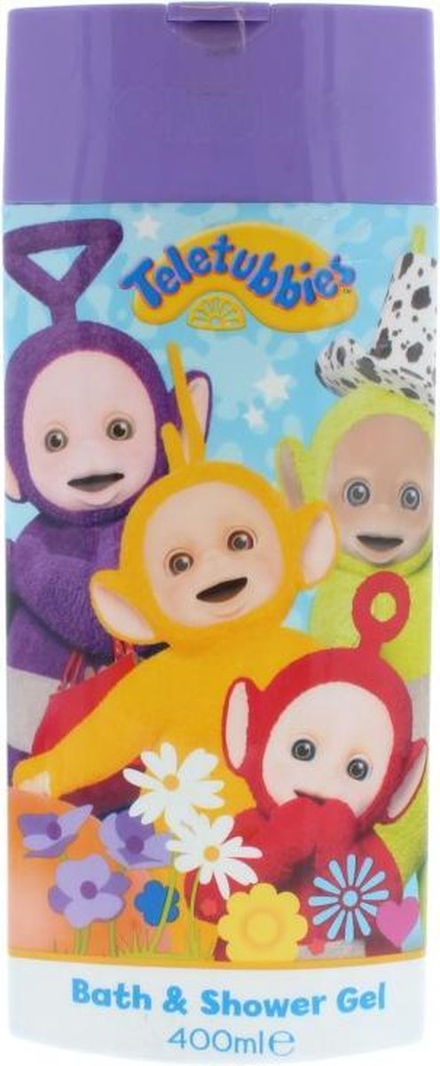 Teletubbies Bad En Douchegel
