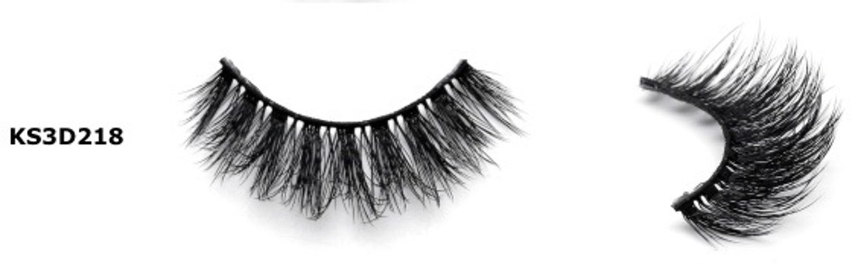 World Beauty Lashes Natuurlijke 3D Lashes Valse Wimpers