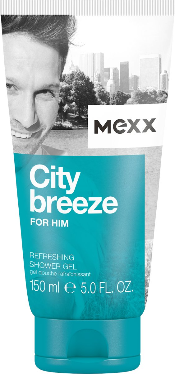 Mexx City Breeze Douchegel - 150 ml