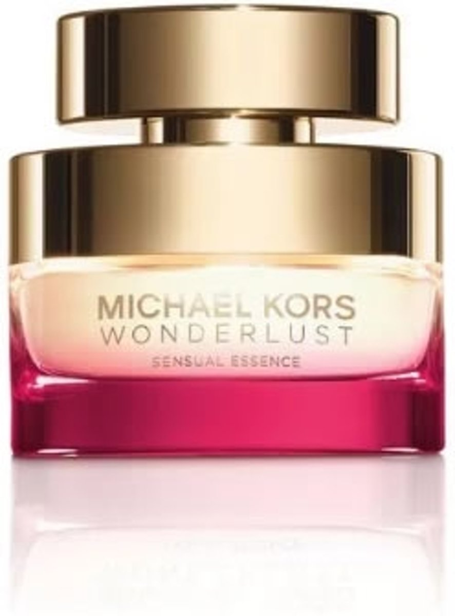 MULTI BUNDEL 2 stuks Michael Kors Wonderlust Sensual Essence Eau De Perfume Spray 30ml