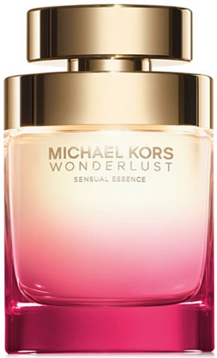 MULTI BUNDEL 2 stuks Michael Kors Wonderlust Sensual Essence Eau De Perfume Spray 50ml