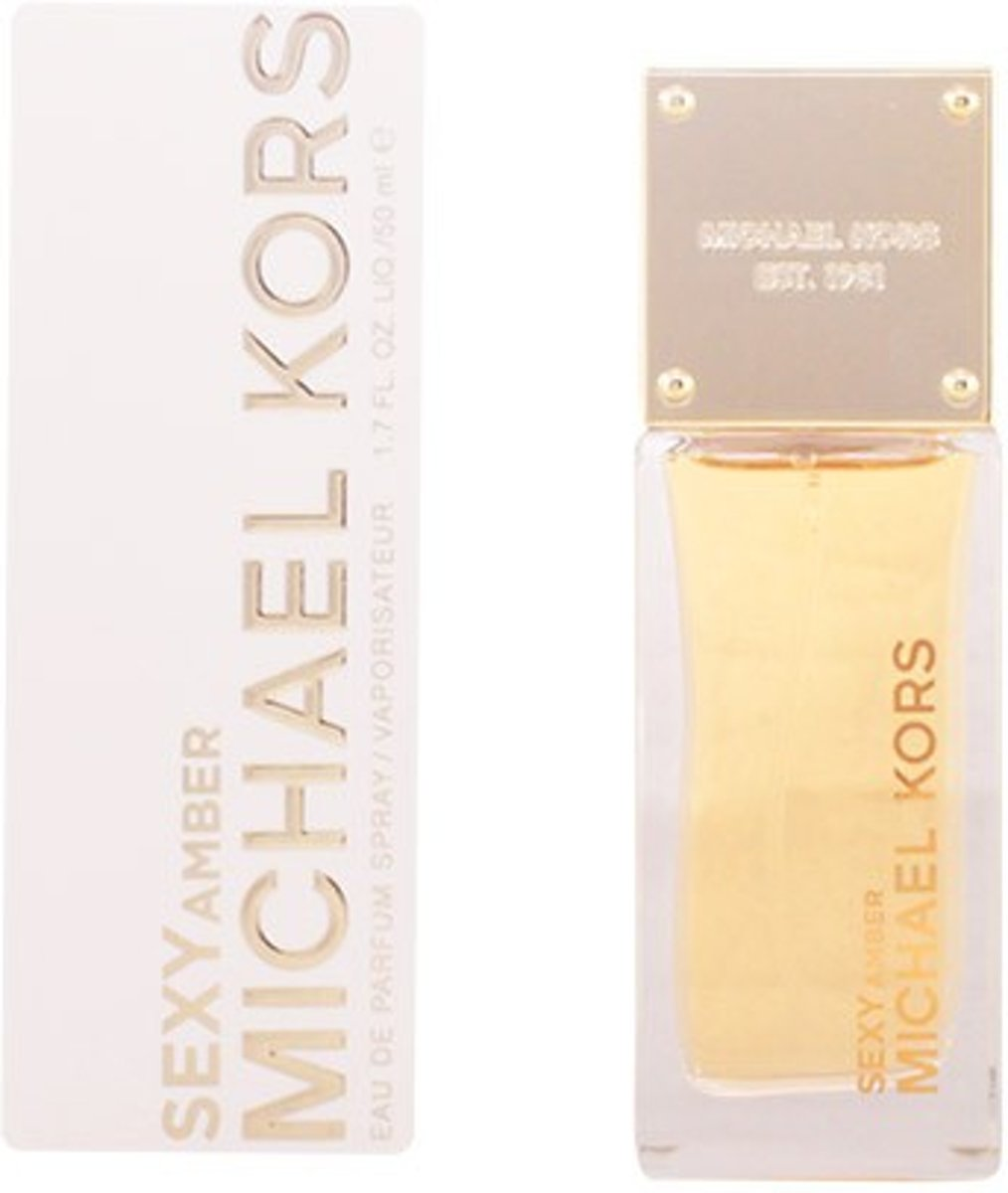 MULTI BUNDEL 2 stuks SEXY AMBER Eau de Perfume Spray 50 ml