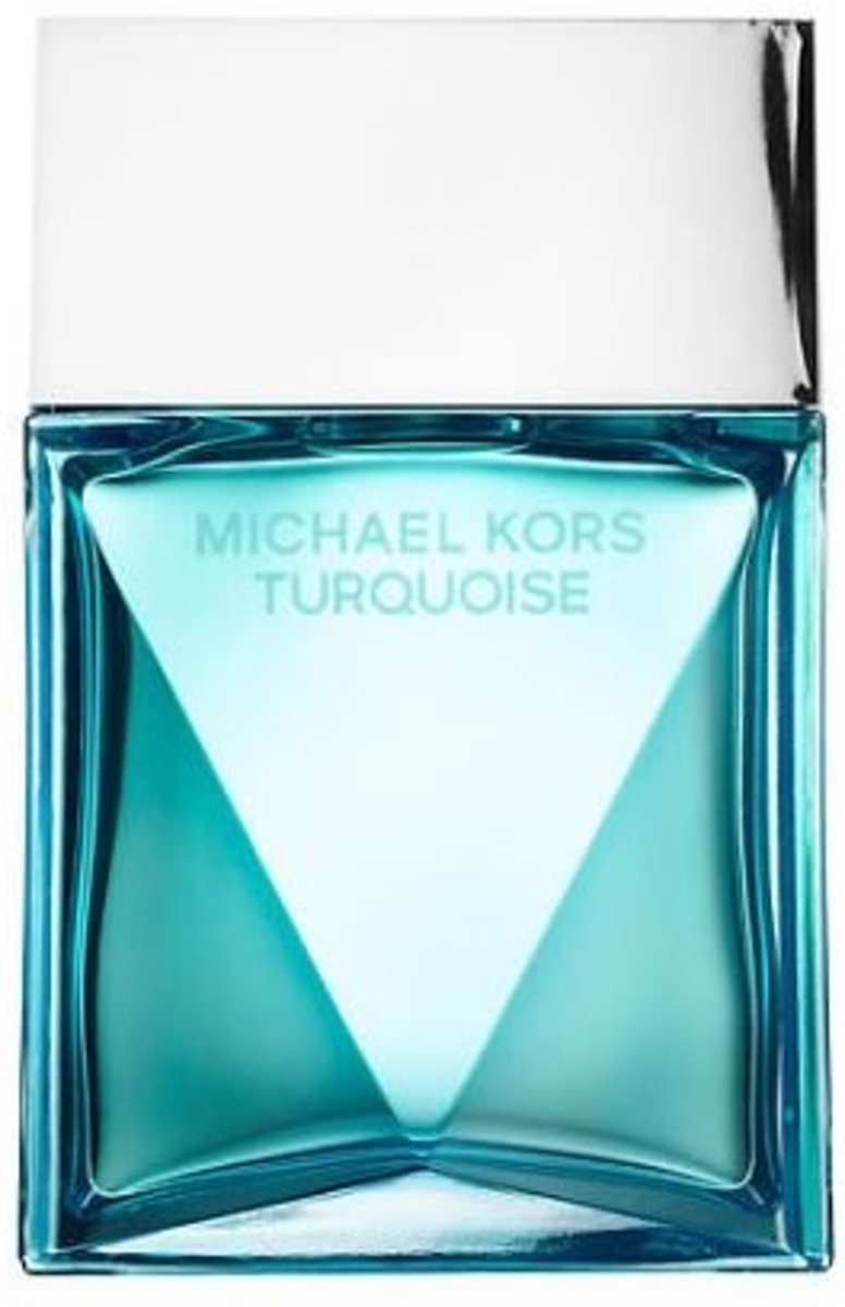 MULTI BUNDEL 3 stuks Michael Kors Turquoise Eau de Perfume Spray 100ml