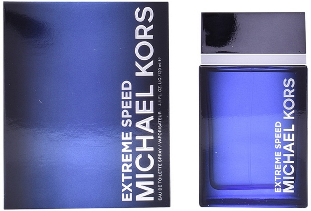 Mens Perfume Extreme Speed Michael Kors EDT