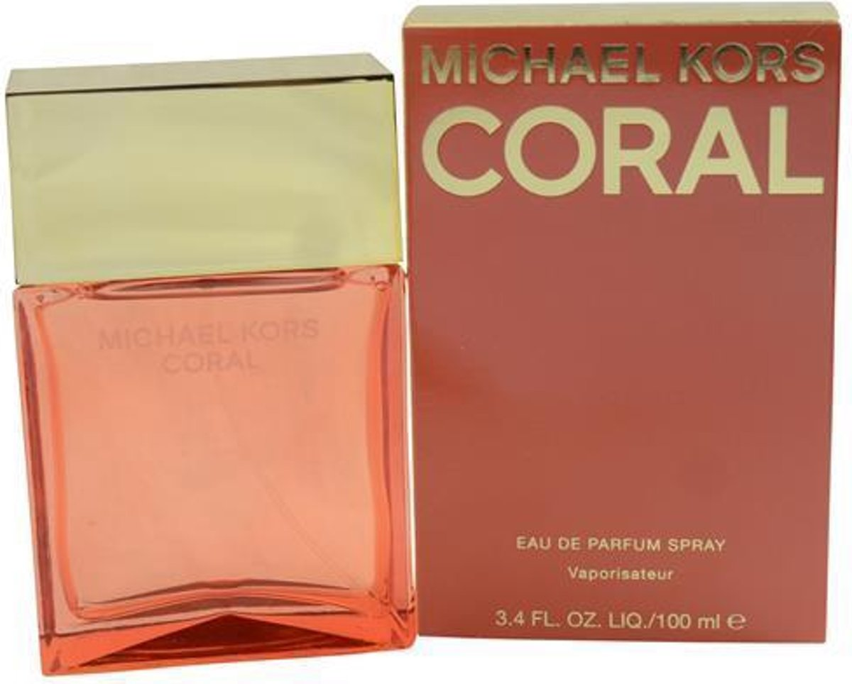 Michael Kors Coral Edp Spray 100 ml