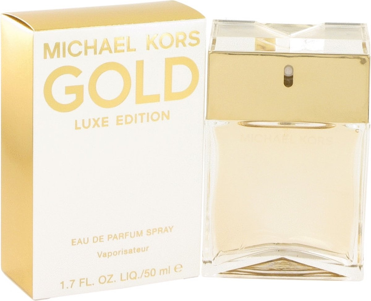 Michael Kors Gold Luxe eau de parfum spray 50 ml