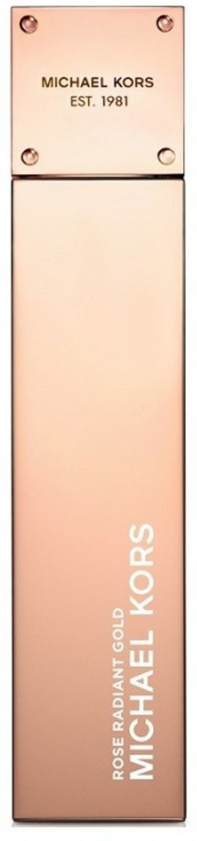 Michael Kors Rose Radiant Gold Edp Spray 100 ml