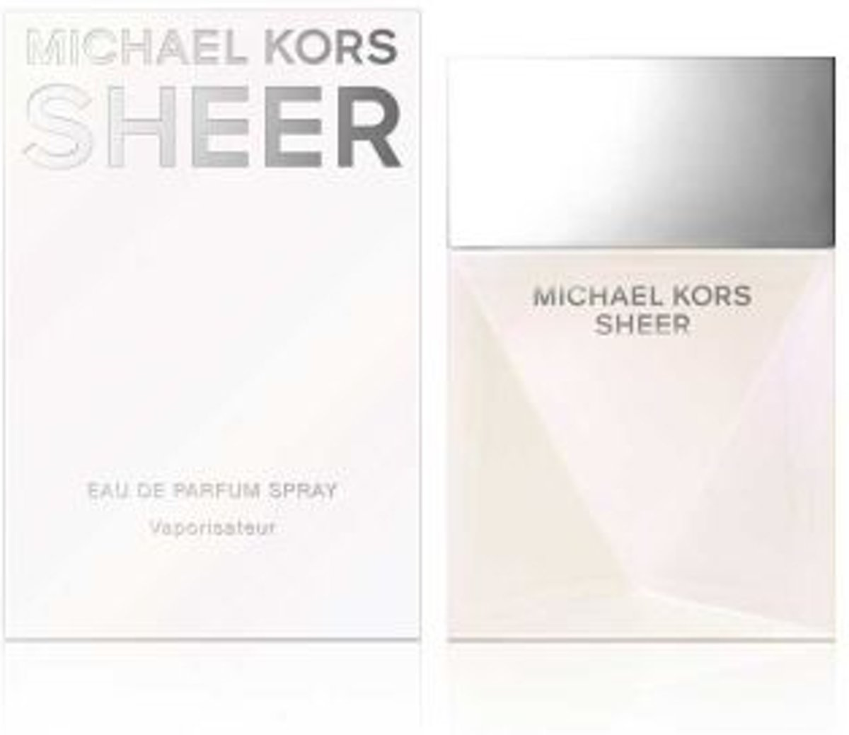 Michael Kors Sheer - 50 ml - eau de parfum spray - damesparfum